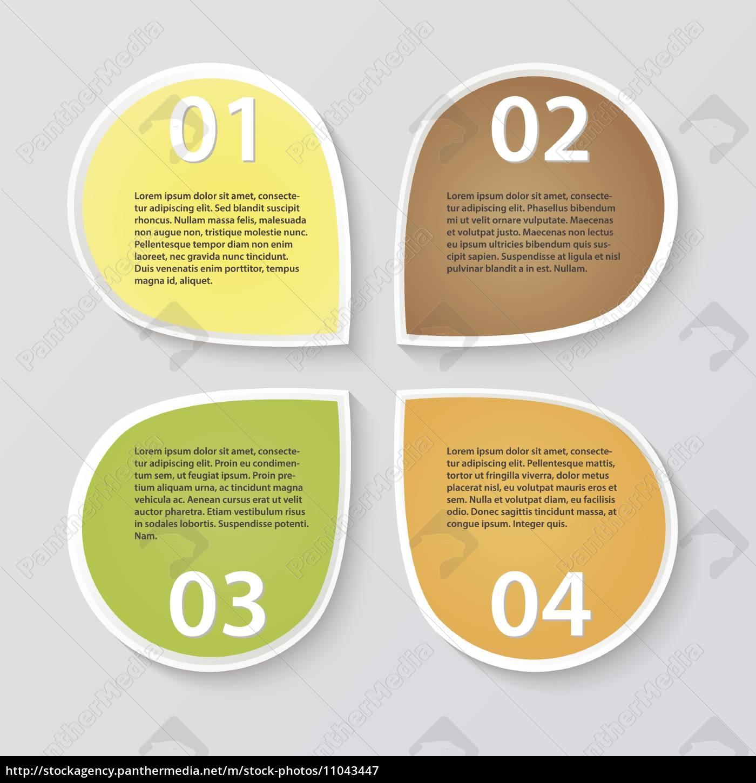 moderne, infografik, illustration - 11043447