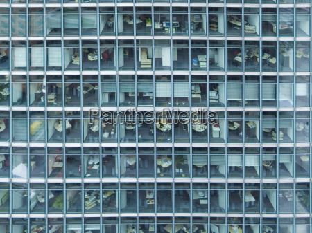 fassade of offices