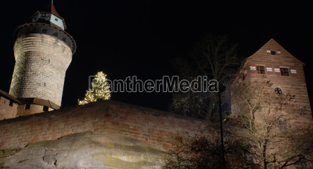 nuremberg sinwellturm kunigundenkapelle burgfreiung