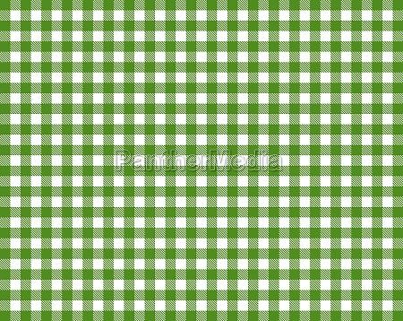 gruen gruenes gruener gruene tischdecke kariert