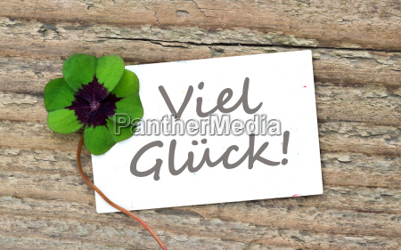 german text lettering wish all the