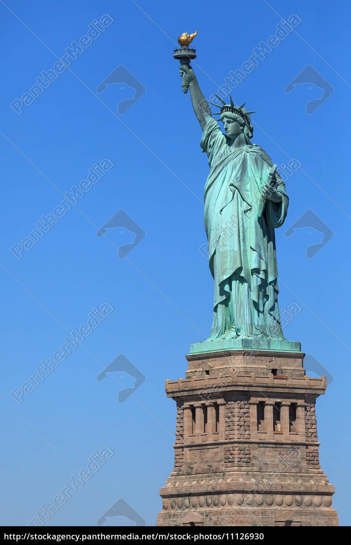 freiheitsstatue new york bilder  vorlagen zum ausmalen