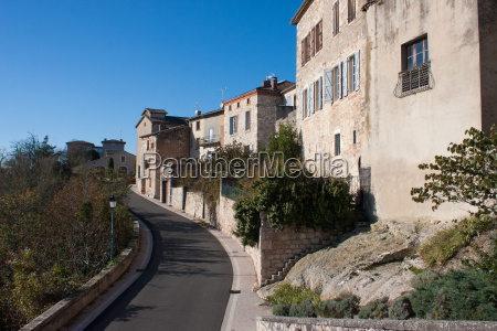 architecture of cordes sur ciel