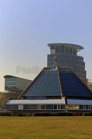 das planetarium in mannheim