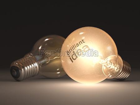 brillante idee