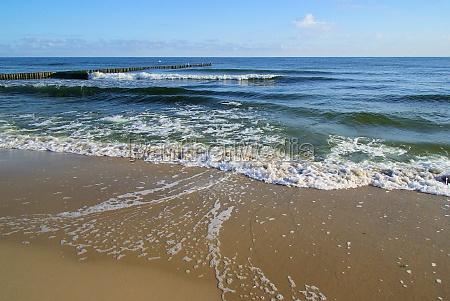 ostsee strand baltic sea beach