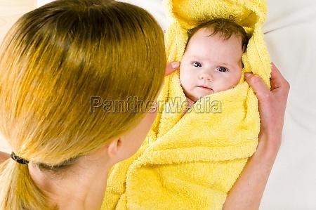 bis handtuch baby