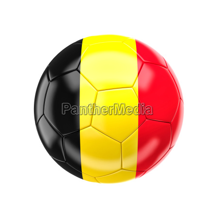 belgium soccer ball