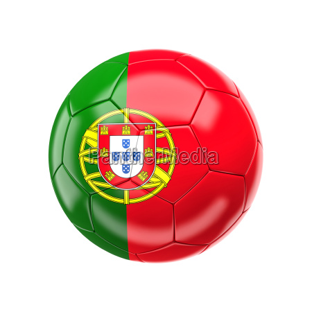 portugal soccer ball