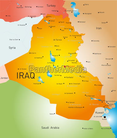 iraq country