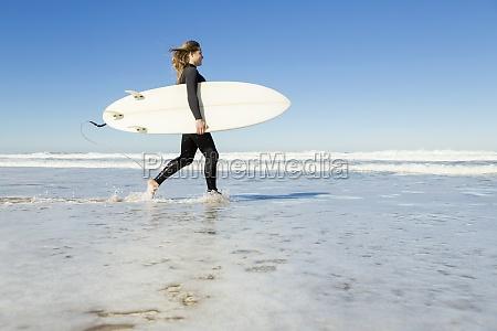 surfer maedchen