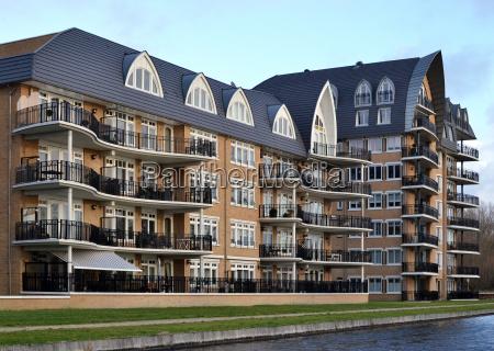 moderne luxurioese apartments in voorschoten niederlande
