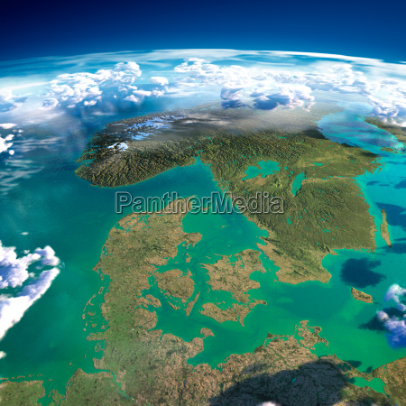 fragments of the planet earth denmark