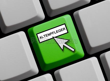 elderly carers online
