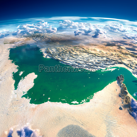 fragments of the planet earth persian