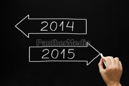 gehen voran zu jahr 2015