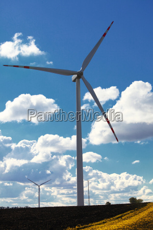 wind turbine power generator renewable energy