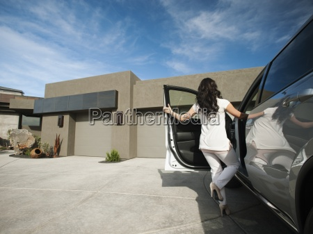 house building door car automobile vehicle