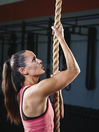 sport konzentration senkrecht seitenansicht aufgang aufgehen