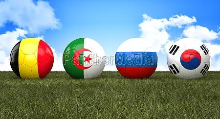 soccer wordl cup balls