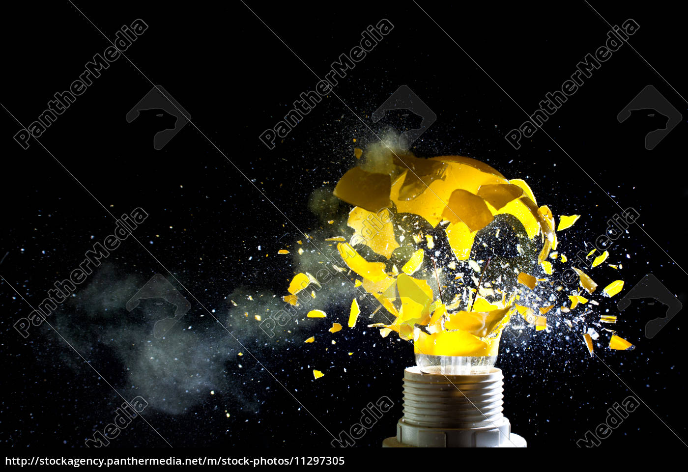 lampe, explosion - 11297305