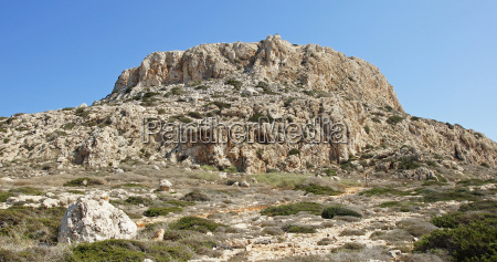 table mountain cape greko cyprus europe
