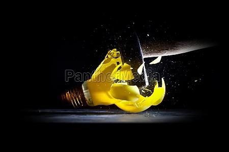 hammer crush bulb