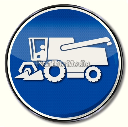 road sign harvesters and chippers