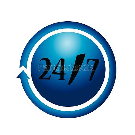 support twenty four hours