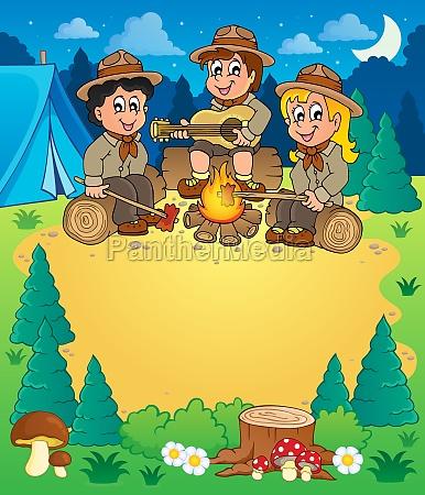 kinder scouts thema bild 3