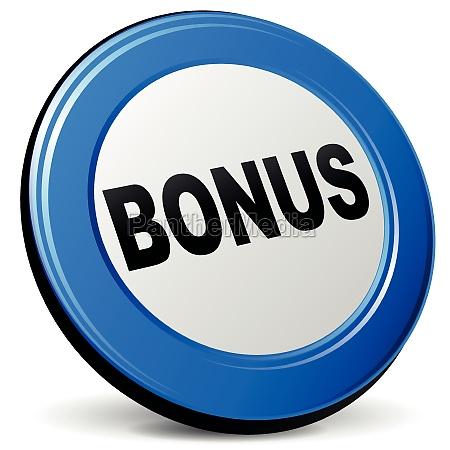 vector 3d bonus icon