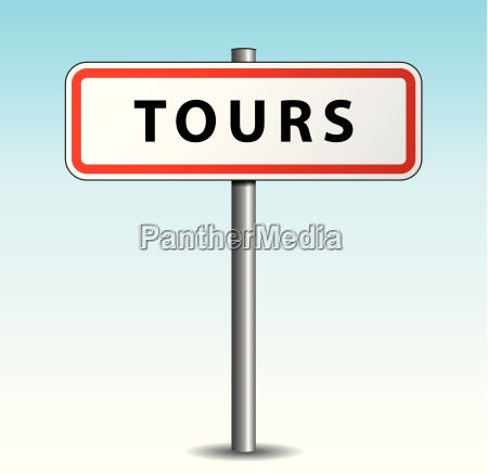vector tours signpost