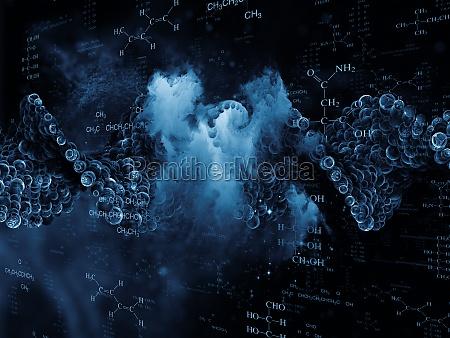 chemistry backdrop