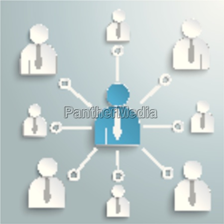 business humans network piad
