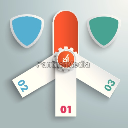 oblong round banner 3 options piad