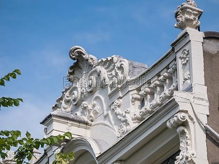 baustil architektur baukunst amsterdam