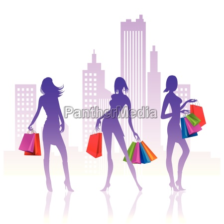 shopping damen