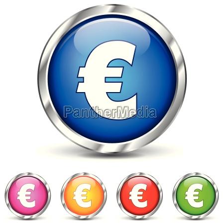 euro chrome icons