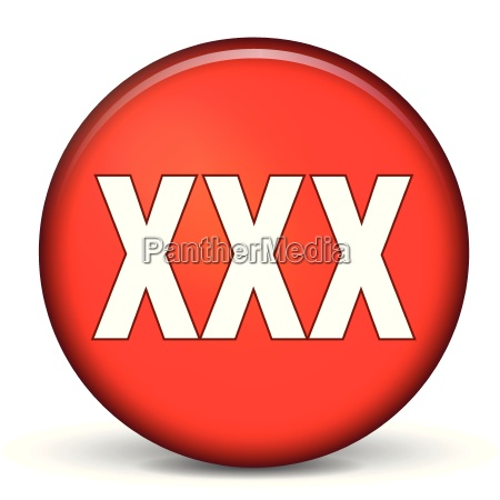 vector adult red round icon