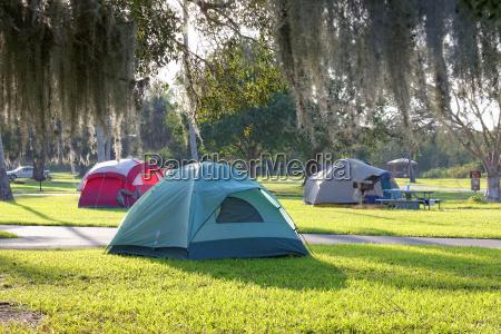 camping in den everglades
