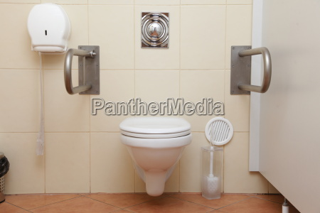 toilette fuer behinderte
