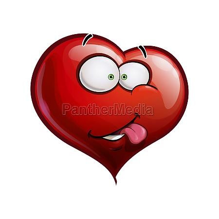 heart faces happy emoticons i