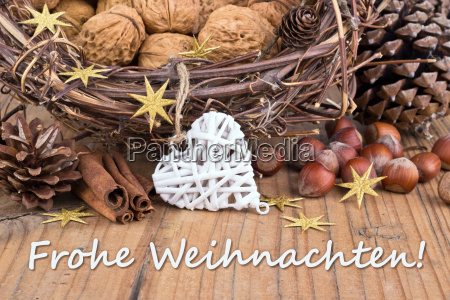german text lettering christmas merry christmas