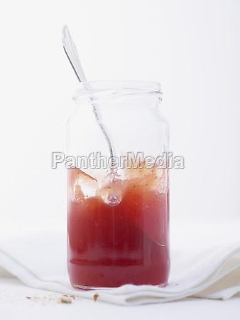machen suesses erdbeere beeren putzig marmelade