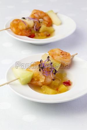 essen nahrungsmittel lebensmittel nahrung fruechte garnele