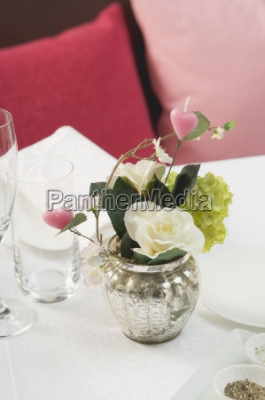 single furniture flower plant rose romantic