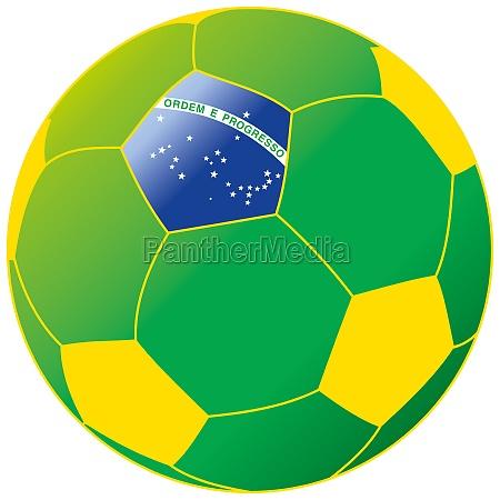 fussball brasilien brasilian soccer ball
