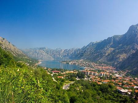 pictorial view in montenegro bay