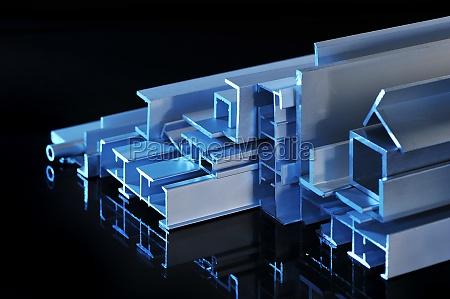 aluminium profilleisten