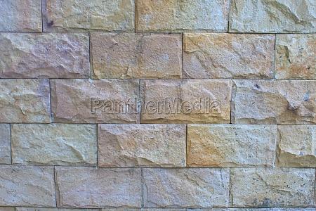 moderne stein brick wall aufgetaucht